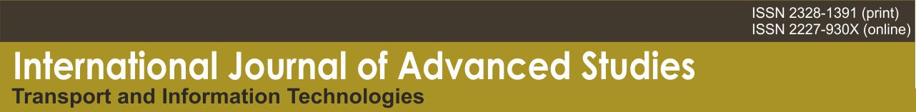 International Journal of Advanced Studies